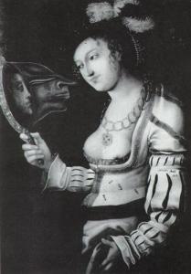 Salvdor Dali's Cranach Metamorphosis