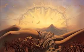 Vladimir Kush's Dream Catcher