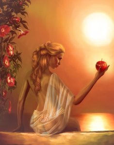 Aphrodite (Greek: Ἀφροδίτη; Latin: Venus) is the Greek goddess of love and beauty.