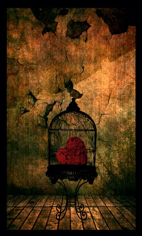 Heart in a cage by Gorgeous Frankenstein